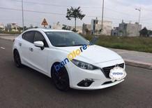 Bán ô tô Mazda 3 AT đời 2015, màu trắng, giá chỉ 660 triệu