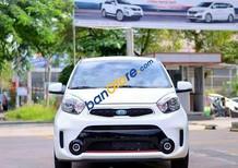 Bán xe Kia Morning SI MT đời 2017, màu trắng, 371 triệu