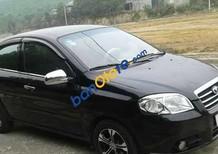 Xe Daewoo Gentra đời 2010, màu đen xe gia đình, 275tr