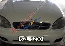 Bán ô tô Daewoo Lanos đời 2003, màu trắng xe gia đình giá cạnh tranh