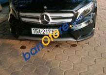 Bán xe cũ Mercedes GLA250 4Matic đời 2015, màu đen, xe nhập còn mới