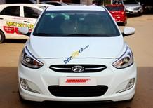 Bán Hyundai Accent Blue 1.4MT đời 2016, màu trắng, xe nhập, giá tốt, 14.200km