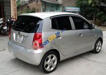 Bán ô tô Kia Morning SLX đời 2009, màu bạc, nhập khẩu còn mới, giá chỉ 265 triệu