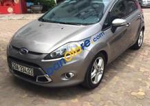 Cần bán xe cũ Ford Fiesta S 1.6 AT 2011, màu xám ít sử dụng, giá 430tr