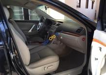 Cần bán Toyota Camry đời 2008, màu đen số tự động