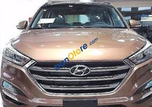 Cần bán xe Hyundai Tucson 2016, màu nâu