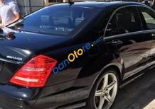Xe Mercedes S63 AMG sản xuất 2008, màu đen, nhập khẩu chính hãng chính chủ