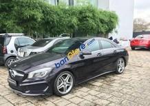 Cần bán lại xe Mercedes CLA250 sản xuất 2014, màu đen, nhập khẩu