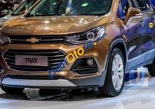 Cần bán Chevrolet Trax đời 2016, màu nâu, nhập khẩu