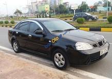 Cần bán Daewoo Lacetti EX màu đen chính chủ