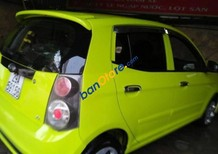 Cần bán Kia Morning năm 2012, màu vàng số sàn