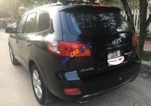 Bán xe Hyundai Santa Fe MLX 2.2AT đời 2008, màu đen, xe nhập số tự động