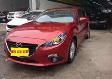 Bán Mazda 3 1.5AT đời 2016, màu đỏ, giá chỉ 710 triệu