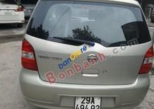 Bán Nissan Livina sản xuất 2011, màu bạc xe gia đình, giá 448tr