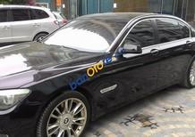 Bán BMW 7 Series 760Li đời 2009, màu đen