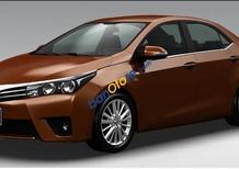 Cần bán Toyota Corolla Altis 2017 nhiều màu sắc giao xe ngay và hỗ trợ vay lãi suất hấp dẫn
