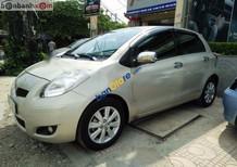 Bán ô tô Toyota Yaris 1.3AT đời 2009, màu vàng, nhập khẩu chính chủ