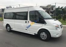 Bán Ford Transit đời 2016, màu trắng, giá chỉ 678 triệu