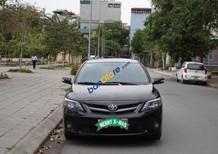 Bán xe cũ Toyota Corolla altis 2.0 đời 2011, màu đen, nhập khẩu chính hãng, 655tr