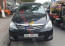 Cần bán xe Toyota Innova V đời 2011, màu đen