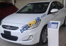 Bán ô tô Hyundai Accent 1.4L AT đời 2016, màu trắng, 585 triệu