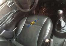 Bán Kia Morning SLX đời 2008, màu xám, nhập khẩu chính hãng số sàn