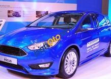 Bán xe Ford Focus Titanium Ecoboost 1.5 AT đời 2016, màu xanh lam