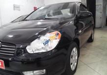 Cần bán gấp Hyundai Verna năm 2008, màu đen, nhập khẩu Hàn Quốc số sàn, giá tốt