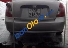 Bán xe Hyundai Accent 2009, màu trắng số tự động