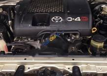 Cần bán Toyota Hilux 3.0G 4x4MT đời 2010, màu bạc, nhập khẩu như mới