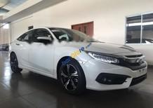Bán ô tô Honda Civic 1.5 CVT đời 2017, màu trắng, nhập khẩu nguyên chiếc, giá 950tr