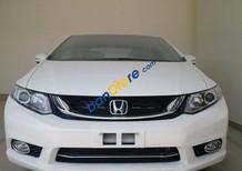 Cần bán Honda Civic đời 2016, màu trắng