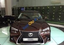 Lexus Trung Tâm Sài Gòn bán ô tô Lexus GS350 AT đời 2017, màu nâu, nhập khẩu