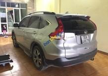 Cần bán lại xe Honda CR V 2.4AT đời 2014, màu bạc chính chủ
