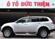 Cần bán xe Mitsubishi Pajero Sport 2WD đời 2012, máy dầu, màu bạc