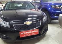Bán ô tô Chevrolet Cruze LS 2013, màu đen
