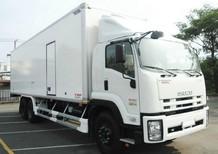Tổng đại lý xe tải thùng kín Isuzu – Ô Tô Đại Đô Thành chuyên cung cấp Isuzu FVR34Q ( 4x2 )  8.1 tấn