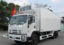 Xe tải thùng kín Isuzu chuyên dùng ( F-SERIES Isuzu FVR34Q ( 4x2 ) ) Bán giá tốt nhất miền nam