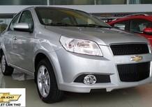 Cần bán Chevrolet Aveo LT 2017, màu bạc. Hỗ trợ vay tối đa giá trị sản phẩm. LH để nhận ưu đãi khủng từ Chevrolet