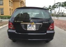 Xe Mercedes R đời 2007, màu đen, nhập khẩu chính hãng, giá chỉ 820 triệu