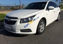 Cần bán Chevrolet Cruze đời 2013, màu trắng xe gia đình, giá tốt