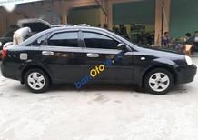 Bán Chevrolet Lacetti 2011, màu đen chính chủ, giá chỉ 325 triệu