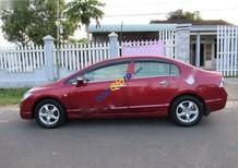 Bán xe Honda Civic đời 2006, màu đỏ