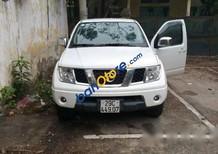 Cần bán Nissan Navara LE 4x4 đời 2014, màu trắng như mới, giá chỉ 550 triệu