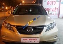 Nam Việt Auto bán ô tô Lexus RX350 sản xuất 2009, xe nhập chính chủ
