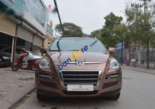 Bán Luxgen U7 đời 2011, màu nâu chính chủ giá cạnh tranh