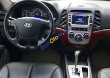 Bán xe Hyundai Santa Fe đời 2007, màu đen, nhập khẩu Hàn Quốc