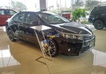 Mua xe Toyota Collora Altis đen giá tốt - Đại Lý Toyota Mỹ Đình/ hotline: 0973.306.136