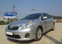 Bán Toyota Corolla altis 1.8AT đời 2011, màu bạc