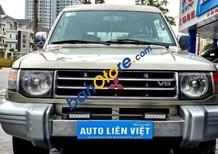 Auto Liên Việt cần bán gấp Mitsubishi Pajero MT năm 2004 số sàn, 250 triệu